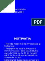 ManagementINFARCTUL MIOCARDIC