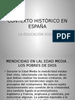 Contexto Histórico en España s.xvi