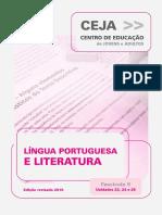 Ceja Lingua Portuguesa Unidade 25