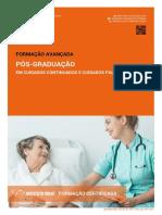 Pos Graduação em Cuidados Continuados e Cuidados Paliativos