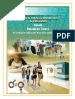 Manual de Equidad de Genero- Biblioteca