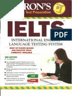 Barron's IELTS 3e 2013  .pdf
