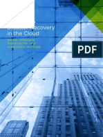 A Guide to Disaster Recovery in the Cloud eBook