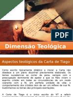 Dimensão Teológica - Carta de Tiago
