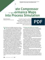 AIChE_Integrate Compressor Performance Maps Into Process Simulation