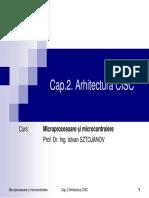 Cap.02. Arhitectura CISC