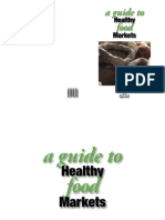 A Guide Healty Food Markets