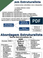 Recortes - Aula 1 - Abordagem Estruturalista