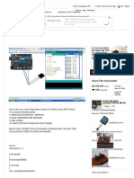 Arduino Temperature Sensor Lm35 - All