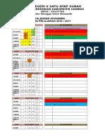 Kalender Smp Negeri 6 Satu Atap Subah