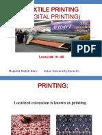 Lecture 28 -40 Digital Printing