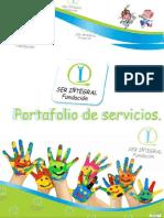 Portafolio de Servicios Ser Integral