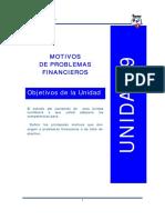 MOTIVOS DE PROBLEMAS FINANCIEROS.pdf