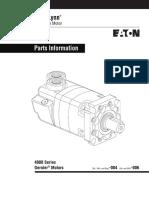 Motor hidraulicos EATON