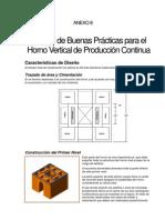 Manual  para operadores de horno vertical continuo
