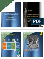 1. Evolution of Asphalt Mix Design Systems, Harman