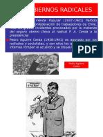 Chile Siglo Xx- 3ro Medio- Octubre