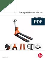 Scheda Tecnica Transpellet Meccanica