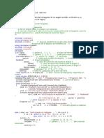 Tangente del angulo c++