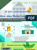 unidad 5  derecho administrativo