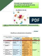 Editura Intuitext - Planificare Orientativa, Clasa III