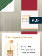Sistema Digestivo Manuel Gasco