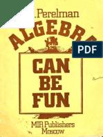 Algebra Can Be Fun