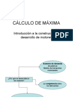 Cálculo de Máxima - Completo - 2012