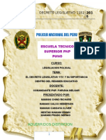 Legislacion Policial 1151 Mono