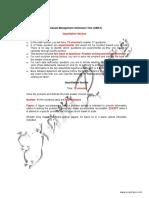 GMAT Qunatitative Aptitude Sample Questions