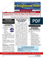The Enlightened Voter - 16-13E September 25 Issue