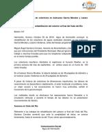 03-10-16 Concluye Reparación de Colectores en Bulevares García Morales y Lázaro Cárdenas. B-147
