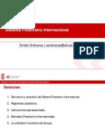 Mbf Leccion 3 y 4 Sistema Financiero Internacional 2011