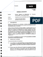 Opinion OSCE N° 54-2015-DTN