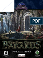 The Lost City of Barakus