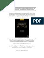 Forensic Sciences 1