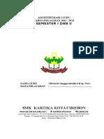 Contoh Format Administrasi Guru.docx