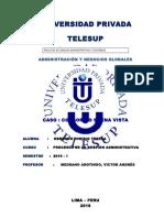 TRABAJO DE GESTION INTERNACIONAL CHULUCANAS