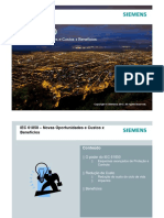 IEC61850 Parte 7 - Novas Oportunidades e Custos x Benefícios - Rev A