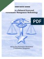 BalancedScorecardPerfAndMeth Tutorial