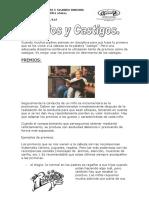 Premios y Castigos 2008-2009