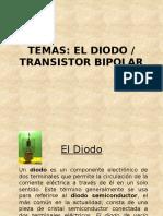 Diodo y Transistor