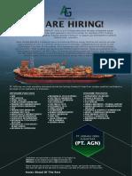 Madura FPSO Job Position