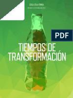 Informe Sostenibilidad Coca Cola FEMSA 2014