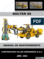Manual de Mantenimiento Bolter 88 Jmc-263