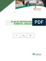 File 6700 File 6686 Plan de Gestion Social Forestal Arauco 2012 v12
