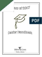 senior handbook 2017
