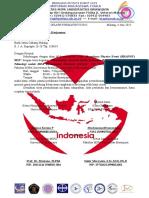 006-025. Permohonan Kerjasama (Sponsor)