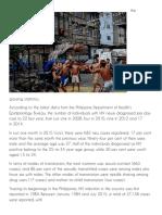 Philippines at Risk of 'Full-blown' HIV Epidemic -- New Internationalist