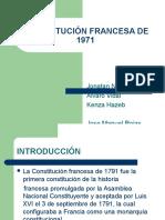 Presentacic3b3n Constitucic3b3n Francesa